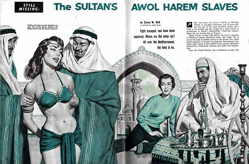 Harem Slave Auction http://www.ebay.com/itm/Stag-AWOL-HAREM-SLAVES-Dunkirk-MAN-HUNGRY-HUNTRESS-Pink-Higgins-WHALER-RESCUE-57-/360536297917